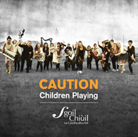 Caution Children Playing